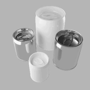 Cans, Bottles & Jars