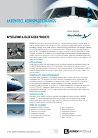Akzo Nobel Aerospace Coatings