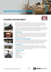 HMG Defence & Industrial Coatings